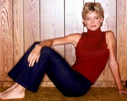 Cynthia Watros Feet